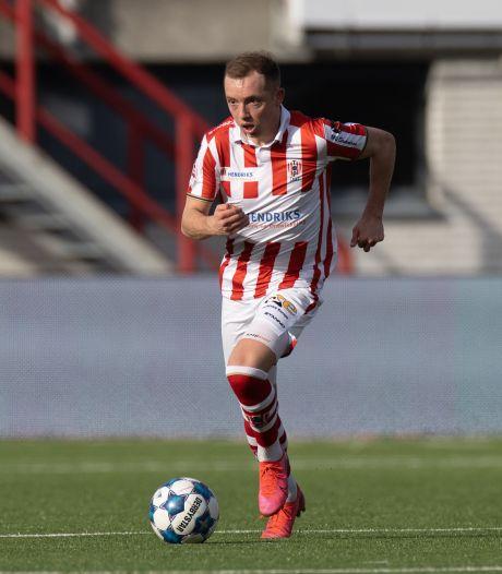 TOP Oss-middenvelder Olivier Rommens heeft zijn zelfvertrouwen terug