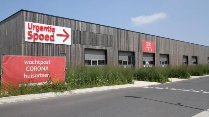 """Test- en triagecentrum in Knokke kampt met capaciteitsproblemen: """"We moeten mensen doorverwijzen"""""""