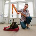 Susan Koppies op huisbezoek.