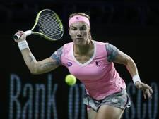 Koeznetsova ontbreekt op Australian Open