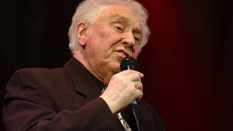 Will Ferdy (86) beëindigt in juni 2014 zijn 65-jarige carrière. Beeld PHOTO_NEWS