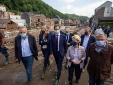 Le gouvernement fédéral libère 20 millions d'euros d'urgence pour les victimes des inondations