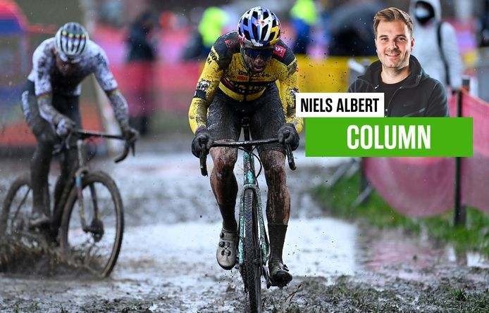 Niels Albert schat de verhoudingen in voor het aanstaande WK veldrijden.