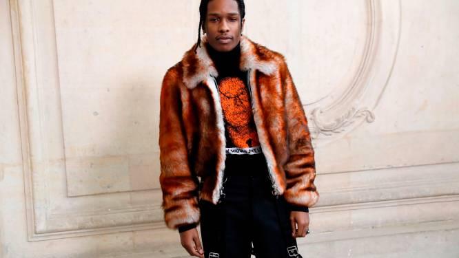 A$AP Rocky onverwacht vrijgelaten: kroongetuige wijzigt plots verklaring