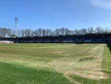 RKC Waalwijk vervroegt onderhoud velden