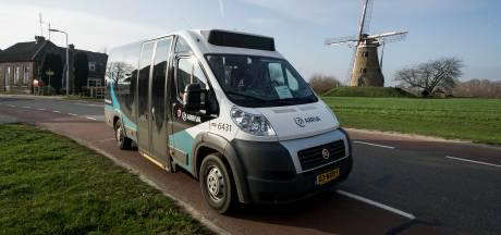 Bussen gaan weer rijden, buurtbus Eibergen-Rekken-Haaksbergen staat nog een week op stal