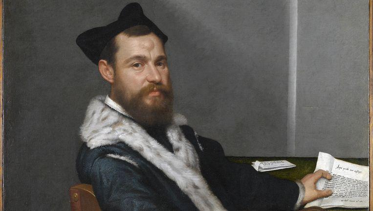 Moroni, 'De magistraat', 1560 Beeld TR Beeld