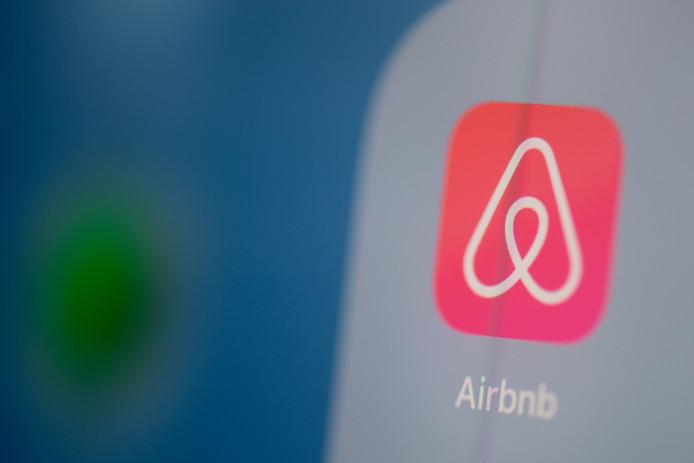 Logo de l'application Airbnb