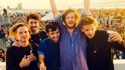 LIVE. Volg hier het Sunset Concert van Bazart in Oostende