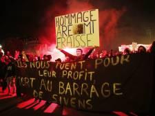 Une grenade offensive à l'origine de la mort du manifestant français
