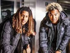 Afro Bros tekenen platendeal in Amerika: 'Maar we blijven lekker in Arnhem wonen'