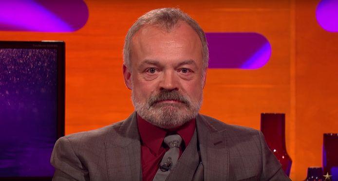 Graham Norton, bekend van The Graham Norton Show.
