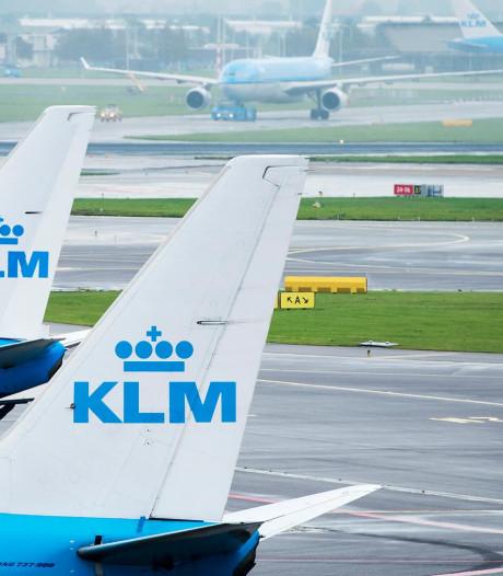 KLM stijgt met stip: vliegtuigen vaker op tijd dan in 2017