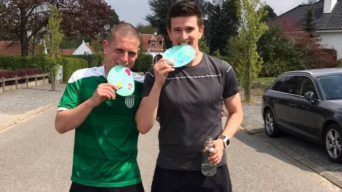 """Voetballer Jan De Bouw (Diegem Sport) loopt marathon: """"Dankzij Corona kan dit van mijn bucket-list"""""""
