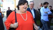 Maggie De Block verliest absolute meerderheid