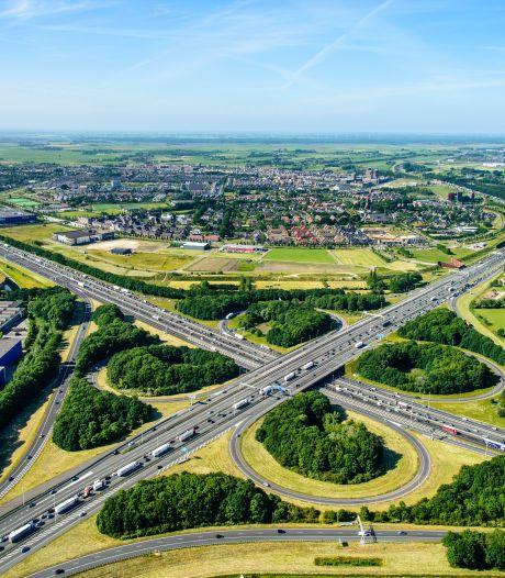 Tweede Kamer: Snel verder met knooppunten Hoevelaken en Barneveld