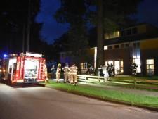 Brandstichting bij zorglocatie in Oosterbeek: twee gewonden, pand onbewoonbaar