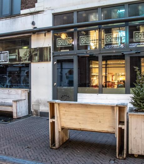 Handtekeningenactie voor café Bruut in Zwolle