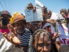 Anarchie na moord op president: Haïtianen smeken om leger VS en een visum