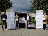 UCLL en Een Hart Voor Limburg delen 190 DOE-boxen uit aan kansengroepen in Tessenderlo en Ham