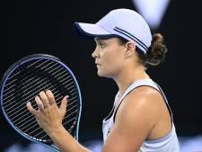 La numéro 1 mondiale Ashleigh Barty complète le tableau des quarts de finale