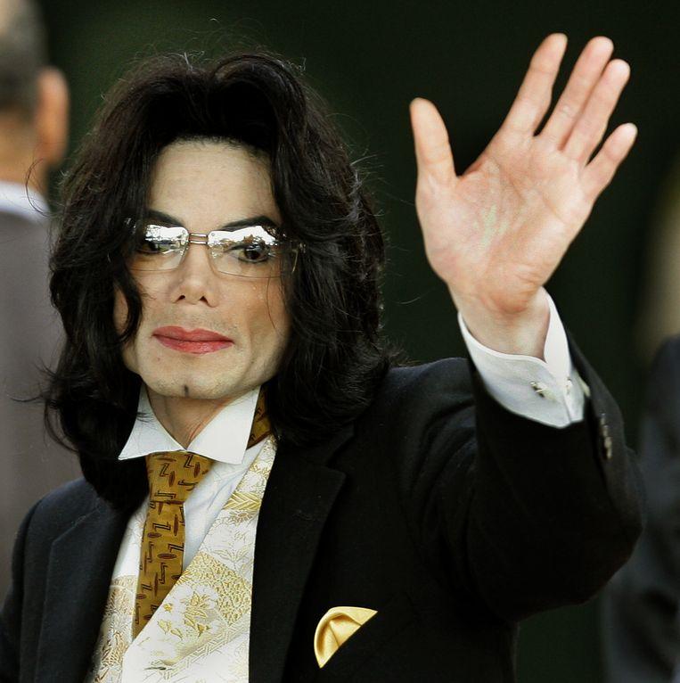 De documentaire 'Leaving Neverland', waarin twee slachtoffers Michael Jackson beschuldigen van kindermisbruik, zindert na. Beeld AFP