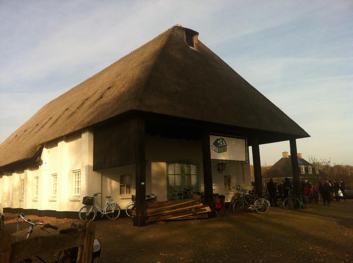 Het Pakhuis in Hemmen.