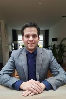 Frank van Wel jongste lijsttrekker ooit voor VVD Loon op Zand