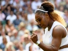 Serena Williams rejoint Simona Halep en finale de Wimbledon