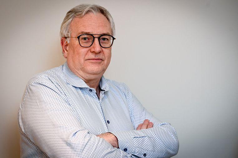 VUB-professor Huisartsengeneeskunde Dirk Devroey. Beeld BELGA