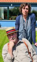 Dirk Beeckman en Katelijne VandenBorre.