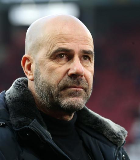 Bosz blijft twee jaar langer trainer van Leverkusen