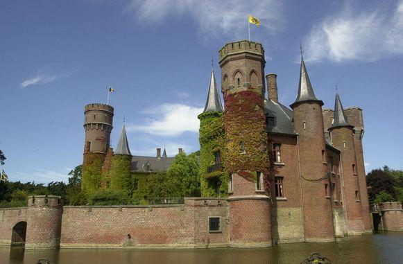 Het kasteel van Wijnendale.