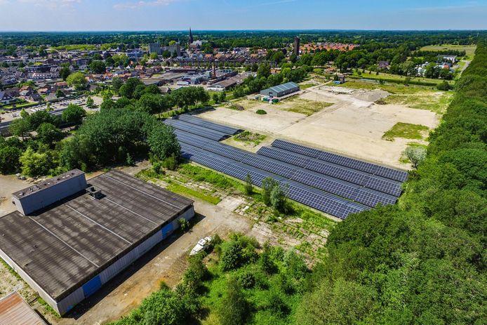 Een deel van het voormalige MBI-fabrieksterrein is belegd met zonnepanelen. Het zonnepark (zo'n 1,5 hectare groot) is inmiddels operationeel.