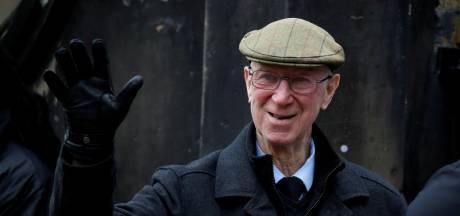 Voormalig Engels international 'Big Jack' Charlton (85) overleden