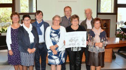 C&A schenkt 16.500 euro aan Koester Lochristi