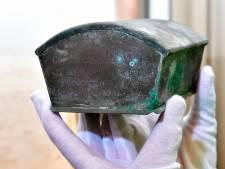Le coffret découvert à Verviers contient bien le cœur du 1er bourgmestre de la ville
