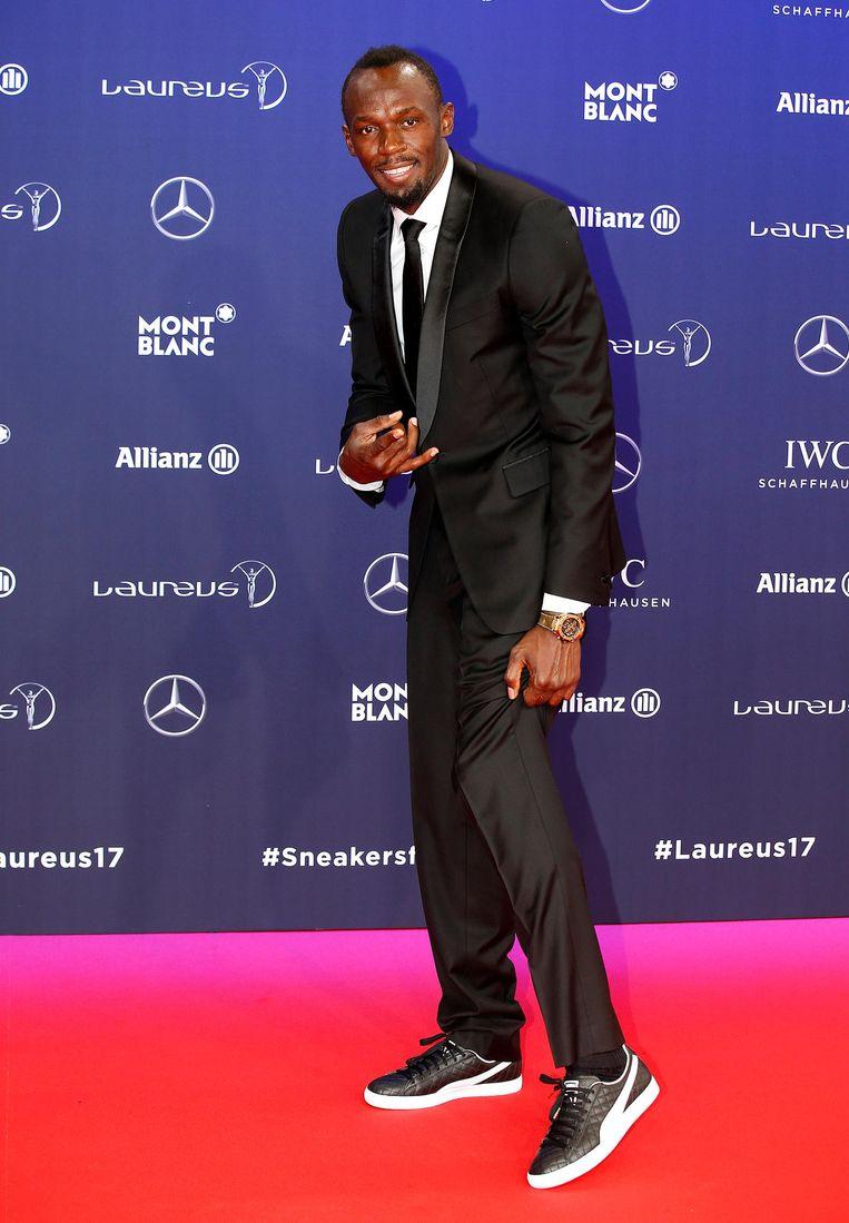 Usain Bolt Beeld epa