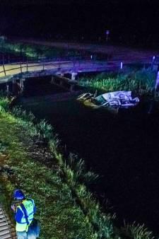 Man (19) uit Vlierden zwaargewond uit water gehaald bij ongeluk in Helenaveen