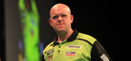 Michael van Gerwen start World Matchplay tegen Brendan Dolan