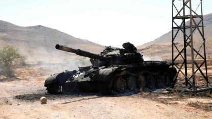 Rivaliserende partijen in Libië beschuldigen elkaar dat ze staakt-het-vuren schenden