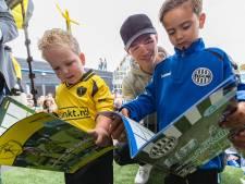 Drie Meppeler voetbalclubs samen verder op weg naar mogelijke fusie