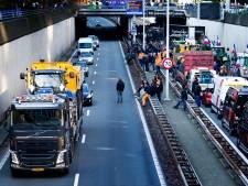 In de vrachtwagen naar bouwersprotest in Den Haag, zo ging dat eraan toe