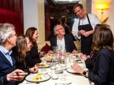 Kerstmis in Salland: massaal uit eten