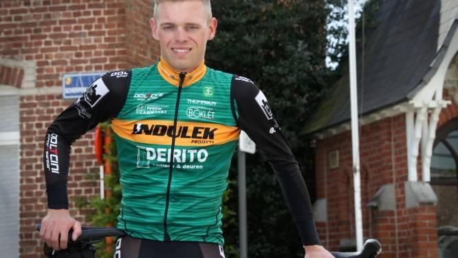 """Belofte Lars Collie stopt met koersen: """"In december begin ik aan een opleiding aan de West-Vlaamse Politieschool"""""""