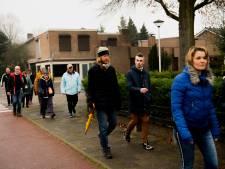 Met zorgblogger Tommie Niessen de binnenstad van Helmond in