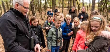 Veldles over Maashorst: 'Die dooie boom valt om en dan kruipen er beestjes in'