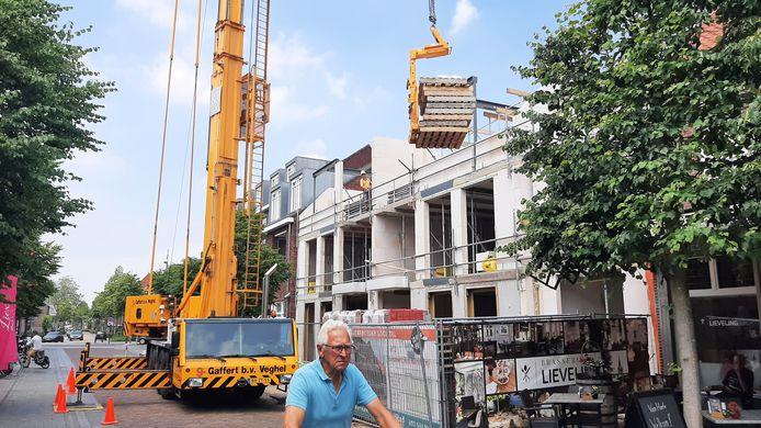 Voor nieuwbouwplannen in Meierijstad, zoals deze aan de Hoofdstraat in Schijndel, geldt binnenkort een bewoningsplicht voor drie jaar.