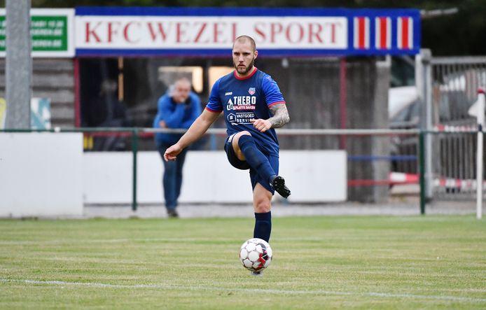 Kjell Ven wordt dit seizoen de nieuwe aanvoerder van Wezel.