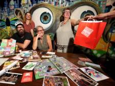 Creatieve broedplaats DOOR komt met speciale DOORgeeftas: 'kan zomaar in Australië terecht komen'
